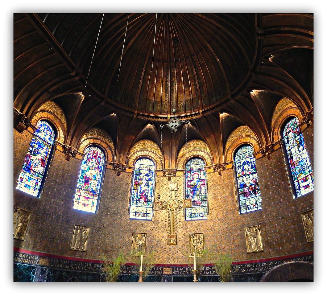 Trinity Church Sanctuary