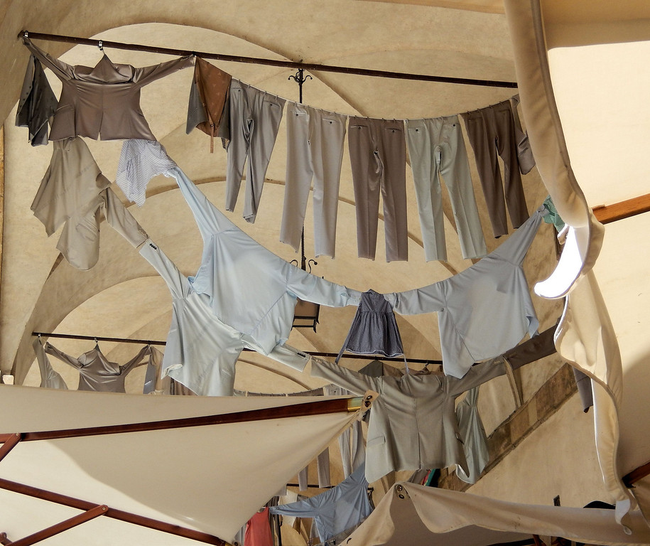 Laundry Sculpture II