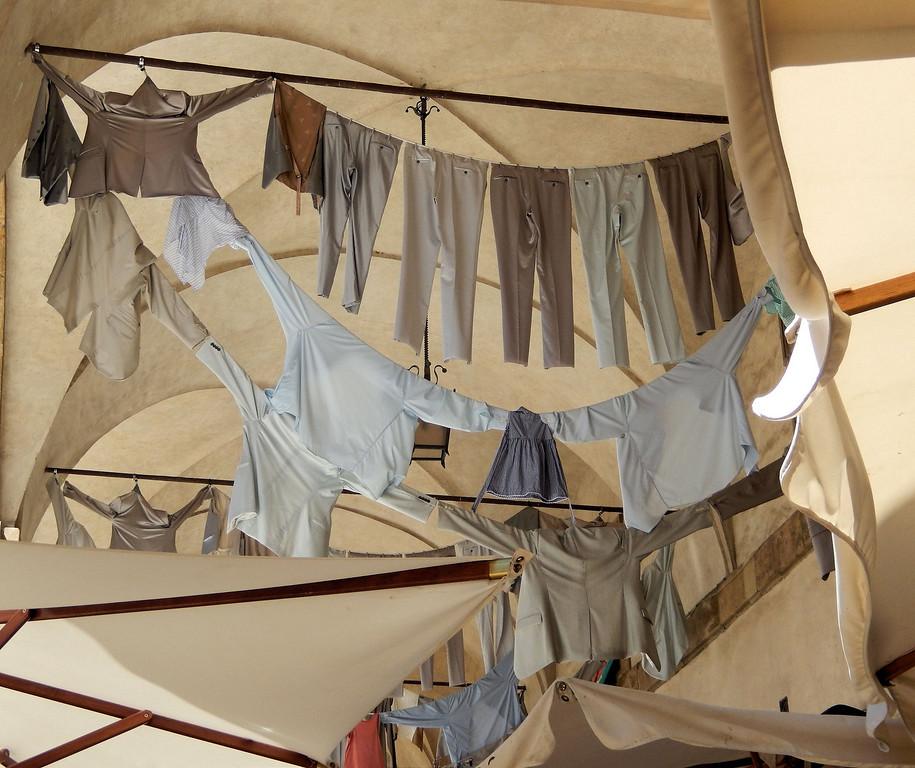 Laundry Sculpture II