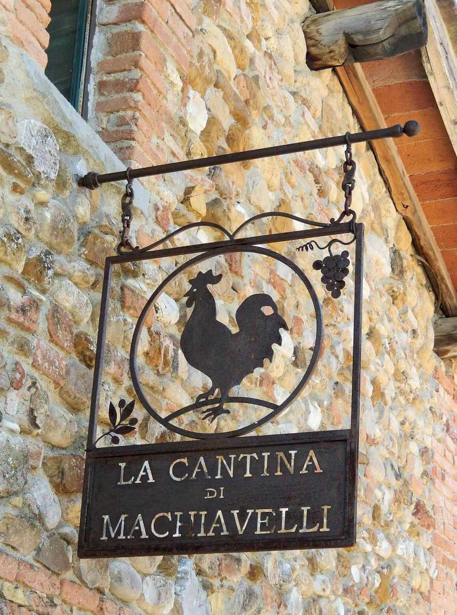 Chianti Cockerel