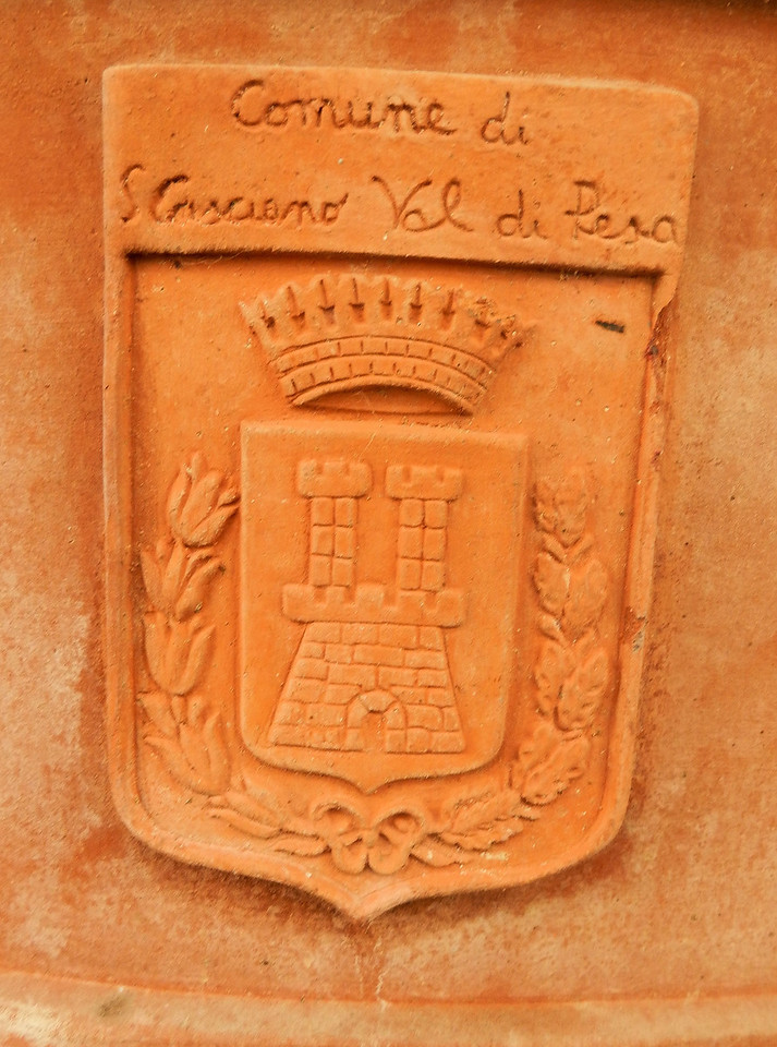 Terra Cotta Plaque