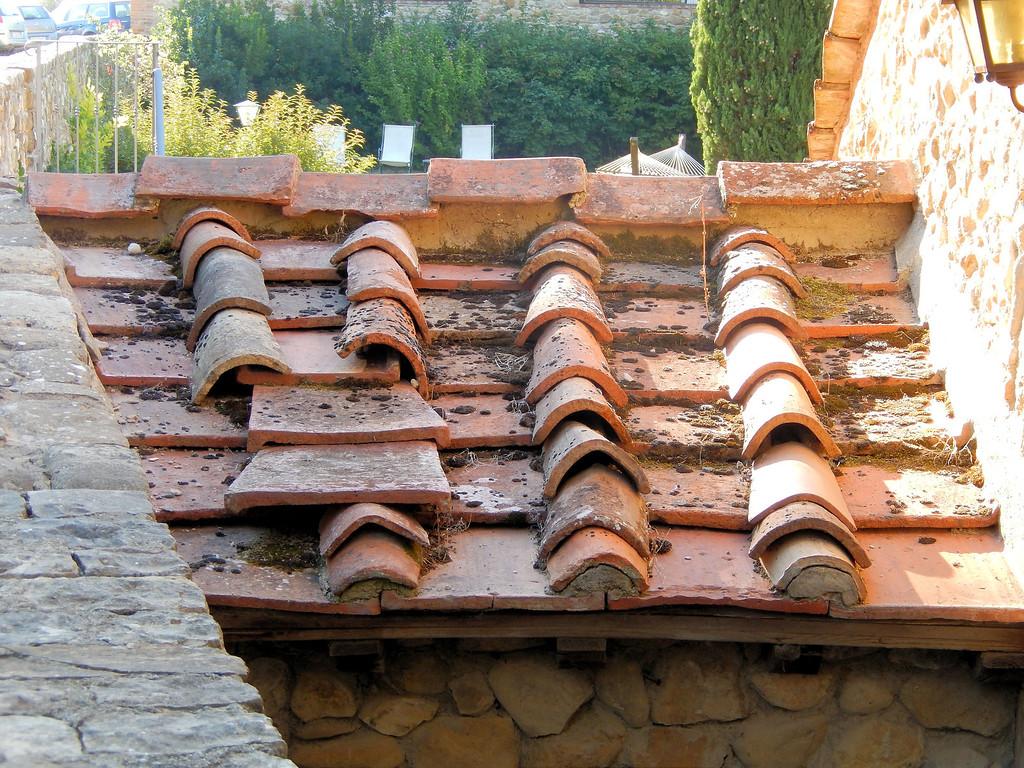 Cotta Roof Tiles