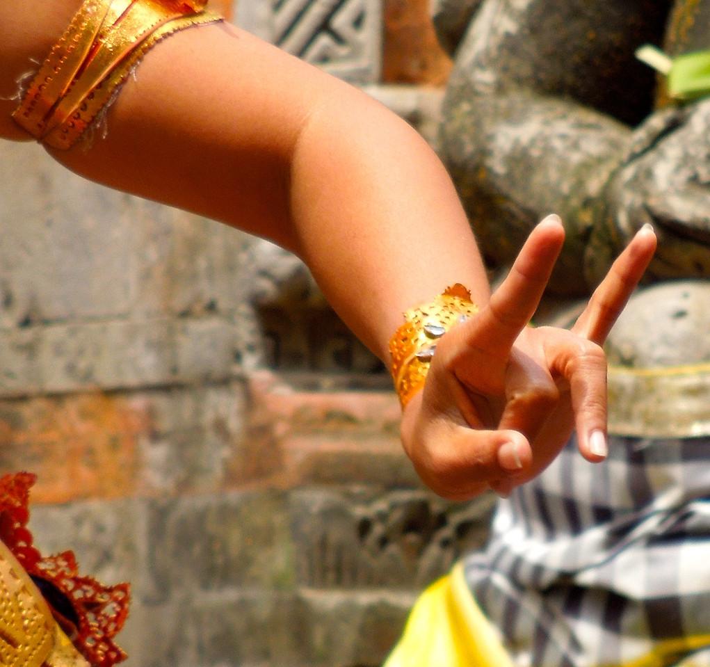 Dancer's Hand