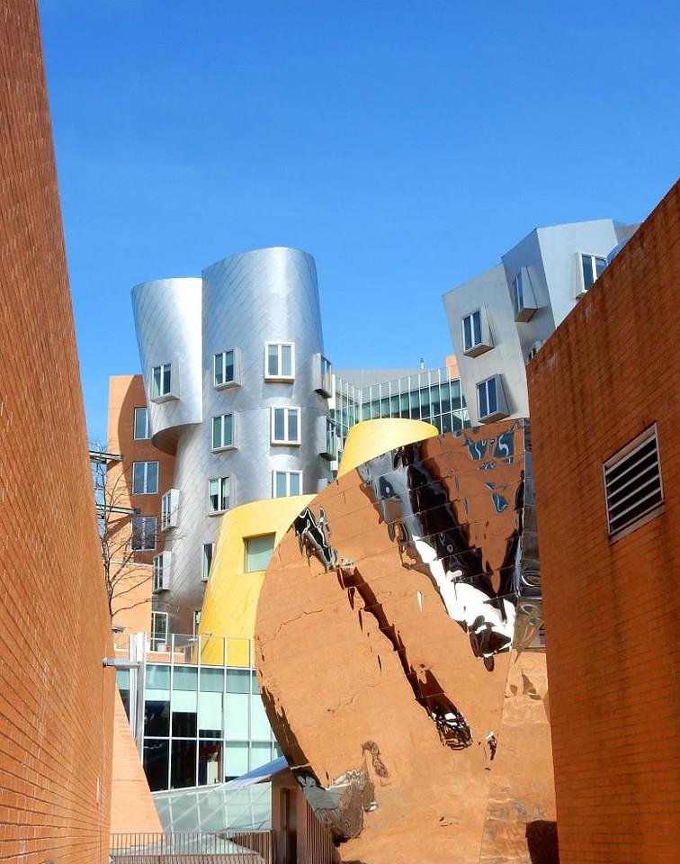 Stata Center, MIT I