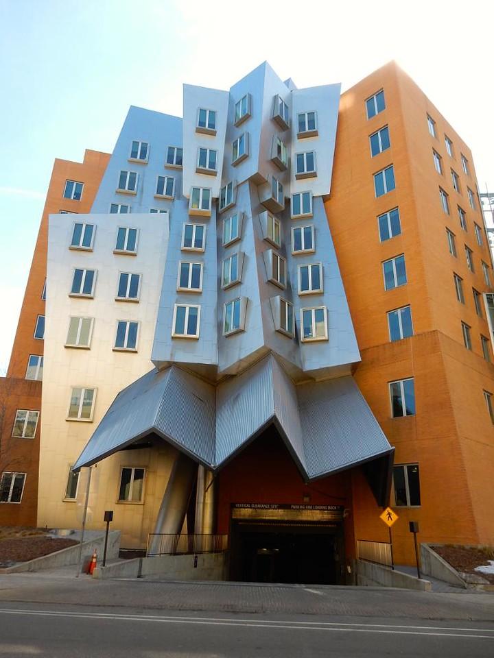 Stata Center, MIT III