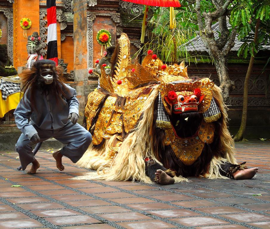 Barong Dance III