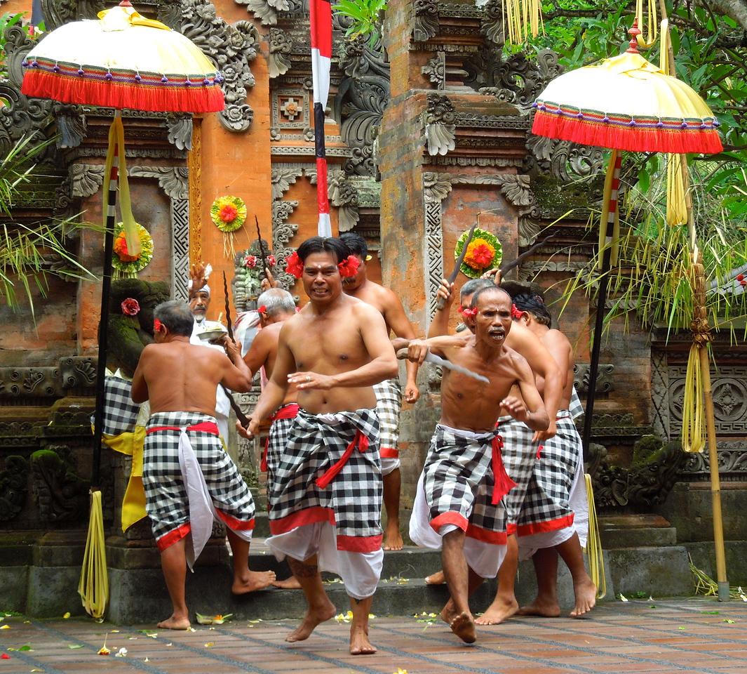 Barong Dancers