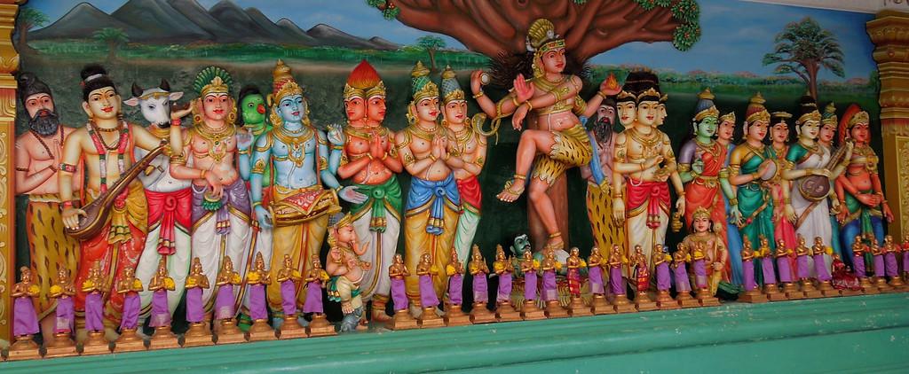 Temple Deities